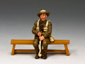 GA009-NSW  Sitting Anzac Single (New South Wales) by King and Country
