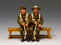 GA011-NSW  Sitting Anzac Set#2 (New South Wales) by King and Country