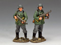 WS315 SS  Bunker Bodyguards by King and Country