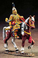 CA33  The Mounted Emperor Quianlong by King & Country (Retired)