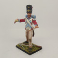 NAP031 4th Swiss Grenadier Fighting with Sword by Cold Steel Miniatures