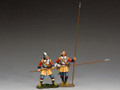 PnM029  The Pikeman Set by King and Country