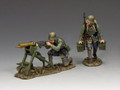 """FW212 """"Maxim Machine Gun Set"""" by King and Country (RETIRED)"""