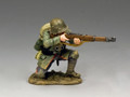 FW213 Kneeling Firing Rifleman by King and Country (RETIRED)