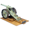 GW044 French 155mm 1877/1914 L de Bange Cannon by First Legion (RETIRED)