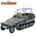 VEH014  SdKfz 251/3 Ausf C Command Half-Track - 24th Panzer Division by First Legion (RETIRED)