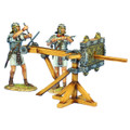 ROM126   Roman Scorpio and Crew by First Legion (RETIRED)