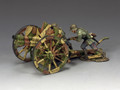 FW217 German 77mm Field Gun Set by King and Country