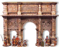 RO13  Roman Archway by King & Country (Retired)