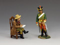 NA305  The Artist & The Hussar by King and Country
