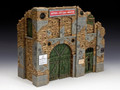 SP065 Battle Damaged Building by King and Country (RETIRED)