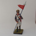 NAP023 French 86th Line Infantry Eagle Guard by Cold Steel Miniatures