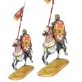 ROM118 Imperial Roman Auxiliary Cavalry Standard Bearer by First Legion