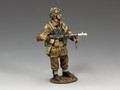 MG060(P)  Standing Bren Gunner by King and Country