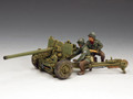 BBA083  M1A1 57mm Anti-tank Gun by King and Country