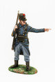 W1-1404  Belgian 10th Line Infantry NCO Directing by Empire Military Min.