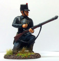 W1-1408  Belgian 10th Line Infantry Kneeling Cocking No. 1 by Empire Military Min.