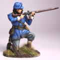 CW-1453 Musketeer Lord Byrons Regiment of Foot Firing No. 2 by Empire Military Min.