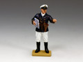 GA012  Royal Navy Officer by King and Country