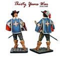 TYW001c d'Artagnan - 1st Company Royal Musketeers by First Legion