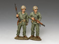 AF035 Airstrip Leathernecks by King and Country