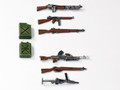 DD290  Allied Weapons Set by King and Country