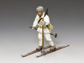 BBG104  Winter Alpini Skiing (B) by King and Country (RETIRED)