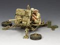 EA107(BR) 2-Pounder Anti Tank Gun by King and Country