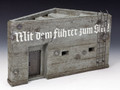 WS320  Hitler's Bunker (2nd version) by King and Country (RETIRED)