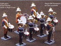 RMB  Royal Marine Drum  Bugle Band by King & Country (Retired)