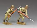 GA025  Turkish Bayonets, Gaillipoli 1915 by King and Country