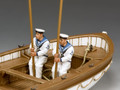 GA031  Sitting Oarsmen Set A, Gallipoli 1915 by King and Country