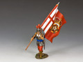 PnM058   The King's Lifeguard Standard, English Civil War by King and Country