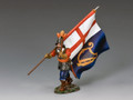 PnM066  The Commonwealth Flag Bearer, English Civil War by King and Country