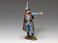 FW224B   Pointing Poilu, WWI French by King and Country