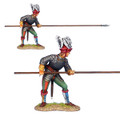 REN043 Swiss Mercenary Pikeman #2 by First Legion