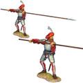 REN045 Swiss Mercenary Pikeman #4 by First Legion