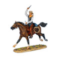 WW008 Mounted Gunfighter with Colt Army 1860 Revolver by First Legion