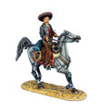 WW010 Mounted Mexican Gunfighter with 1860 Henry Rifle by First Legion