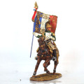 NAP042 Standard Bearer of the Empress Dragoons by Cold Steel Miniatures