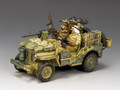 "EA115 ""LRDG Attack Jeep"" by King and Country"