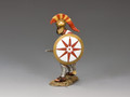 AG035. Hoplite Advancing w/ Sword & Shield by King and Country (RETIRED)