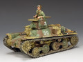 """JN040  Type 95 """"ha-Go"""" Light Tank by King and Country (RETIRED)"""