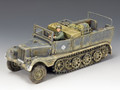 WH061.  Sd.Kfz. 11 Special Tracked Transport by King and Country RETIRED