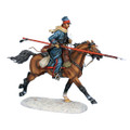 NAP0516 Russian Don Cossack Officer with Lance by First Legion