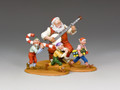 XM016-01 Santa & His Elves by King and Country