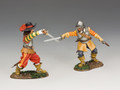 PnM065  English Civil War Duellists by King and Country