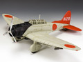 "JN042  The Aichi D3A1 ""Val"" (only 250 Pcs. Produced) by King and Country"