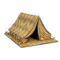 ROM172 Imperial Roman Camp Tent - Open by First Legion (RETIRED)