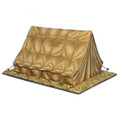 ROM171 Imperial Roman Camp Tent - Closed by First Legion (RETIRED)